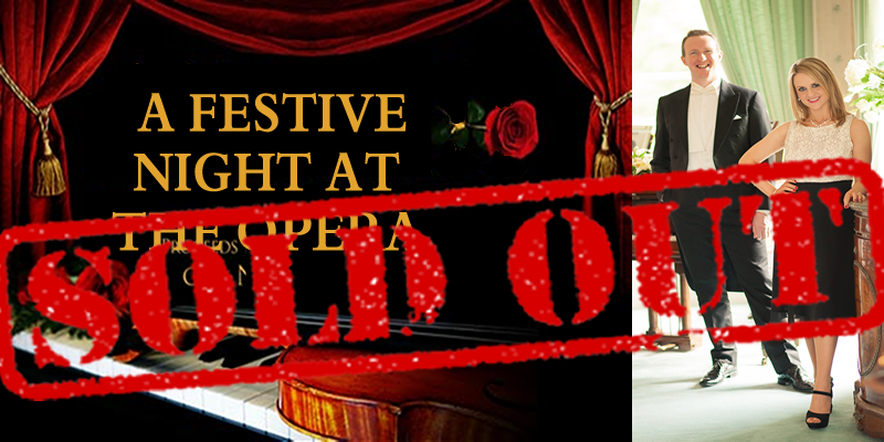 Image for A Festive Night at The Opera