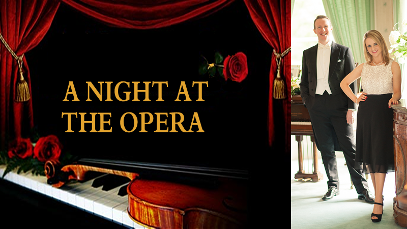 Image for Mid Summer Night At The Opera
