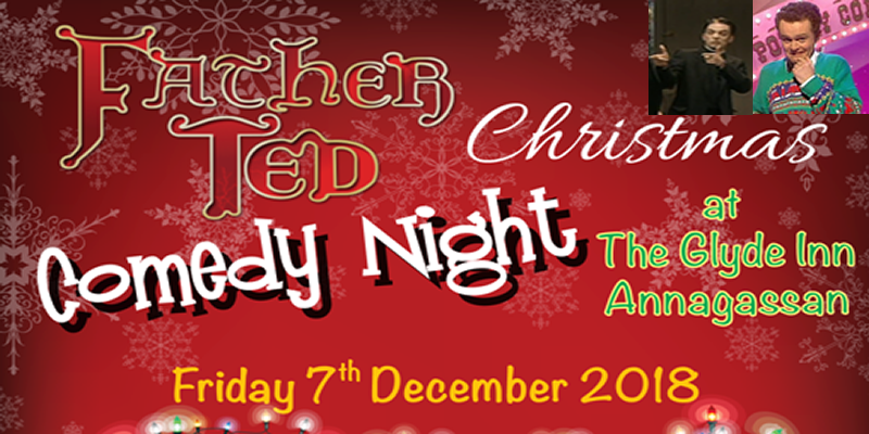 Image for Fr Ted Christmas Comedy Night