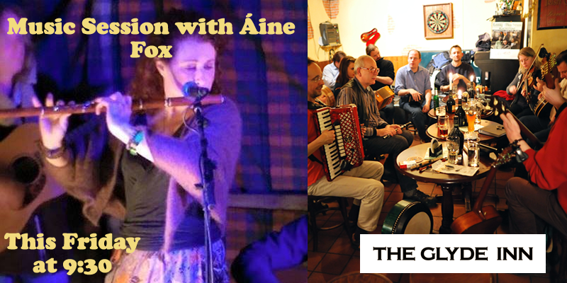 Image for Music Session with Aine Fox & Friends