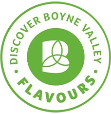 Logo for Boyne Valley Food Series for The Glyde Inn and Linn Duachaill Destination Restaurant