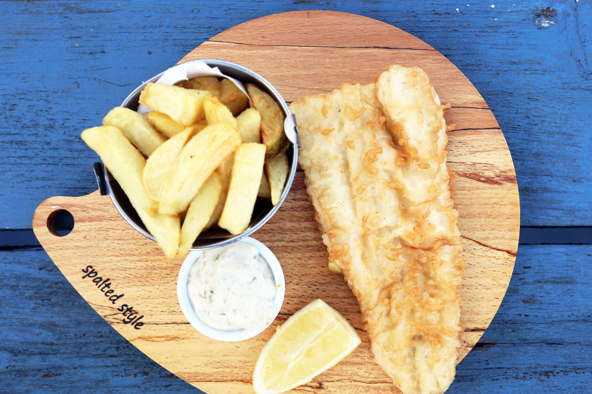 Clogherhead Fish 'n' Chips