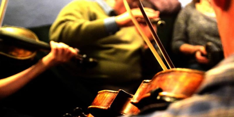 Image for Wednesday Trad Session